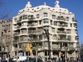Дом Мила Гауди, Барселона